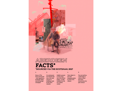 Aberdeen Facts Collage
