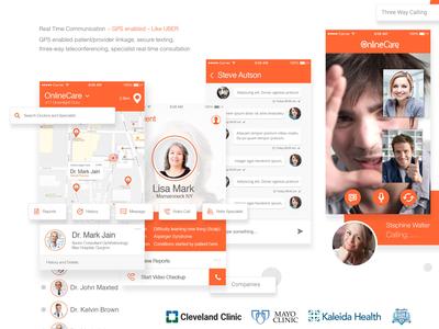 OnlineCare Health App