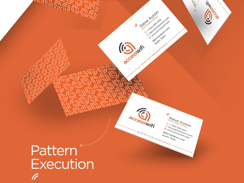 Access Wifi - Branding Proposal ios clean ui identity brand app website mobile minimal illustrator icons lettering flat vector typography icon logo illustration design branding