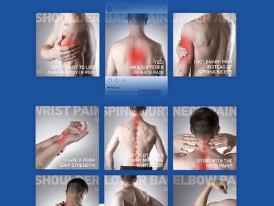 KKT Orthopedic Social Media Campaign