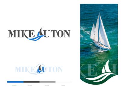 Mike Auton Catamarans Brand Identity