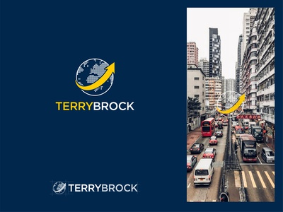 Terry Brock Brand Identity Design