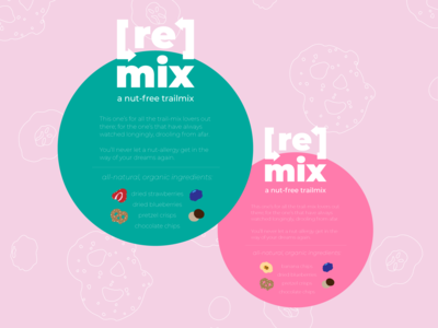 remix: a nut-free trailmix