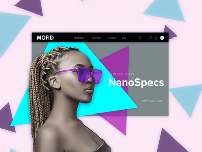 MOFID: Sunglasses Made with Nanotechnology