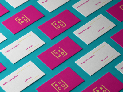Business Card - Bridget Cunningham