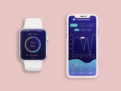 Daily UI #041 / Workout Tracker