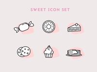 Daily UI #055 / Icon Set