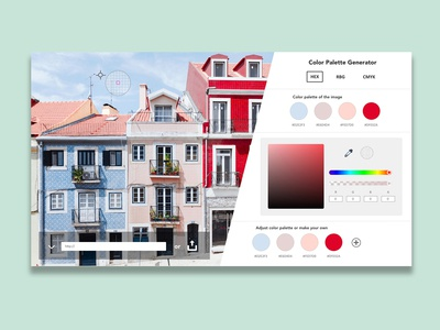 Daily UI #060 / Color Picker
