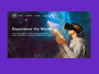 Daily UI #073 / Virtual Reality