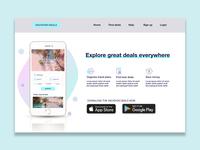 Daily UI #074 / Download App