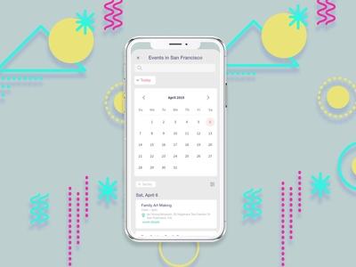 Daily UI #080 / Date Picker