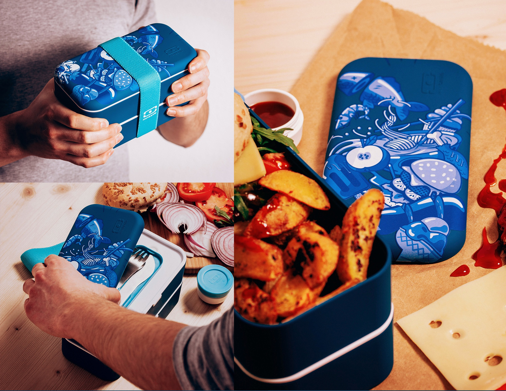 Julien Fauveau Projects Food Battle Dribbble