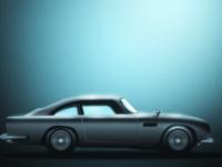 Aston Martin Illustration