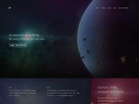 Homepage bigscreen