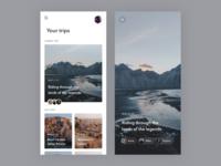 Wander app
