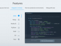 Code Editor - Different Languages