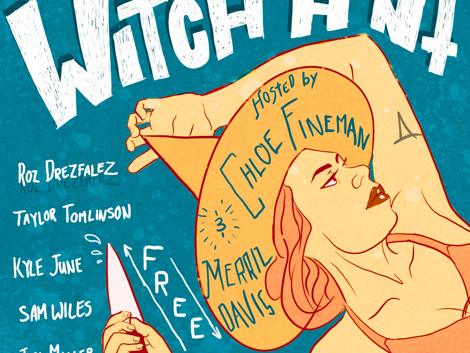 Witch hunt la 2019 0316 3