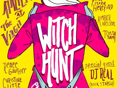 Witch Hunt LA April '19