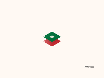 Tag-Flag Series - Morocco