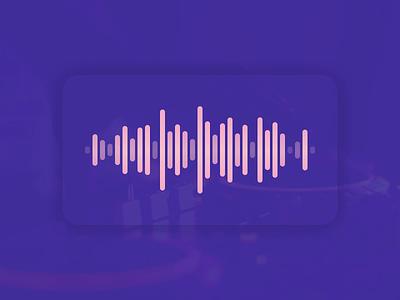 Audio spectrum loop animation play music player soundwave animation sound music audio loop spectrum bars