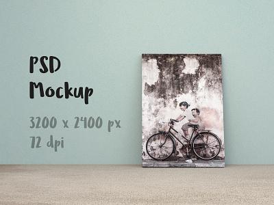 PSD Mockup front download freebie psd mockup