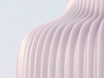 Curves industrial design product design prototype cosmetics beauty 3d style bottle curves