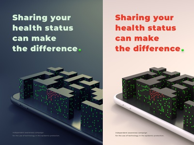 Campaign for the use of technology in the epidemic protection