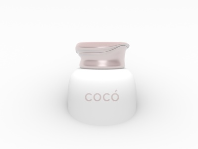 COCÓ photorealistic realism rendering modeling wave modo product concept 3d