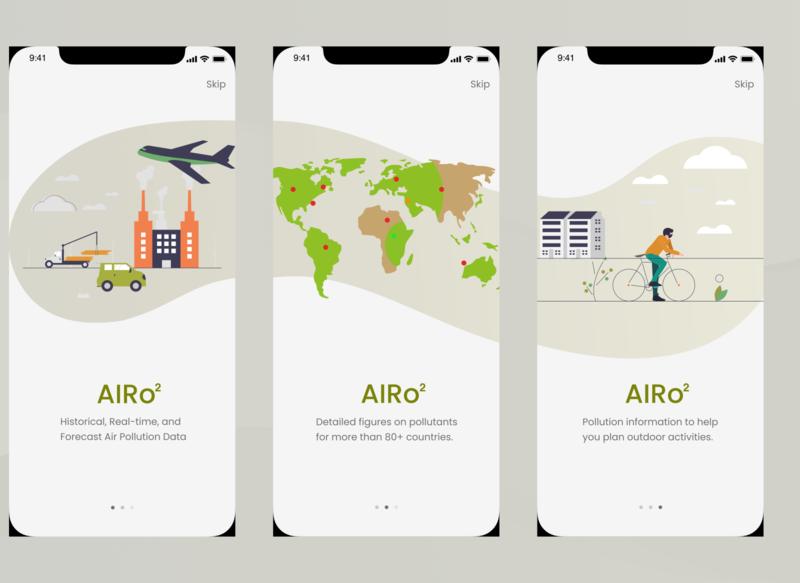 Air Pollution Data Quality App