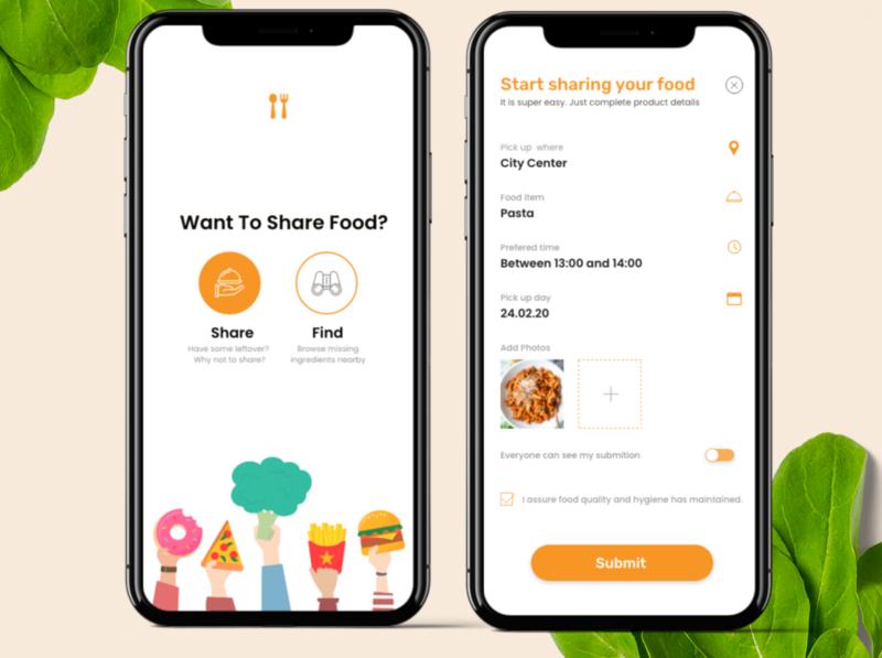 Food Share App
