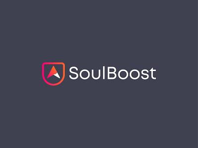 SoulBoost s logo soul boost shoe logo upward icon boost logo