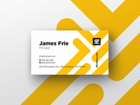 RZJames Business Card