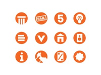 Vive18 Icons