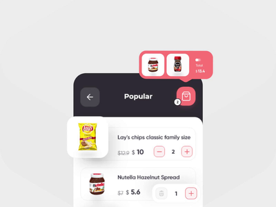 Lazica App Design app shopping cart cart online store ecommerce design app design motiongraphics