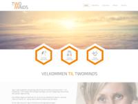 Webdesign - Two Minds