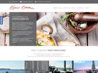 Webdesign - Karens Brasserie