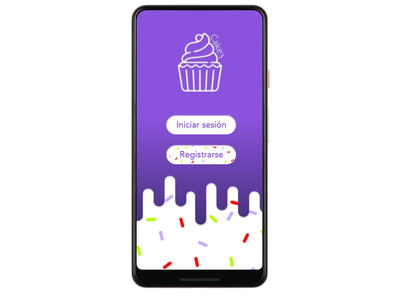 Cake's - Daily UI - Day 1!