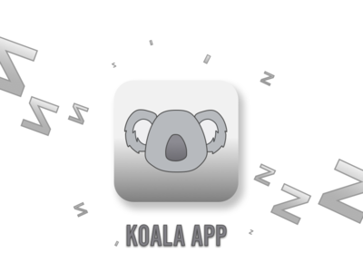 ¡KOALA APP - Daily UI - Day 5!
