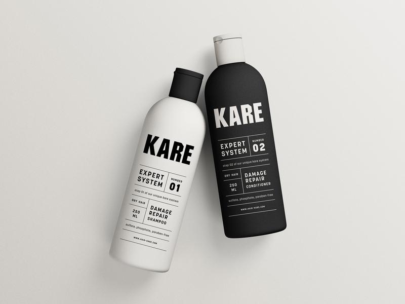 Franziska Böttcher Kare Packaging logo packaging design packaging design branding