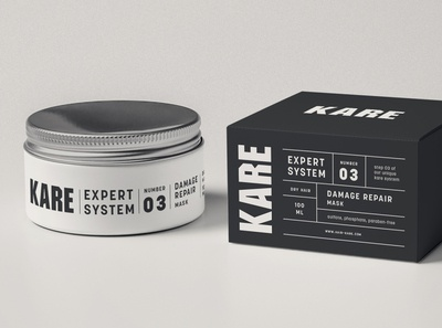 Franziska Böttcher Kare Packaging typography logo packaging design packaging design branding