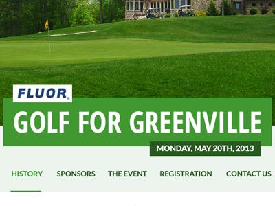 Golf for Greenville