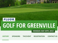 Golf for Greenville