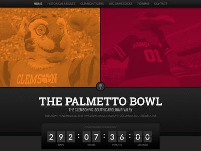 The Palmetto Bowl