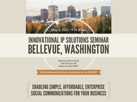 Seminar Email Invite