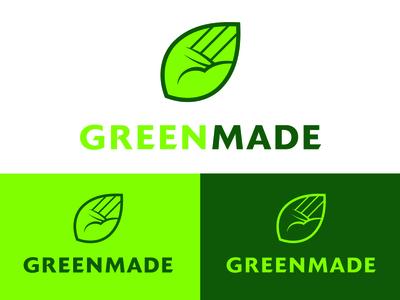 Greenmade – Logo