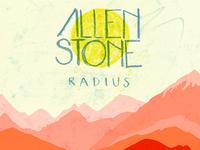 Allen Stone Album Cover Concept