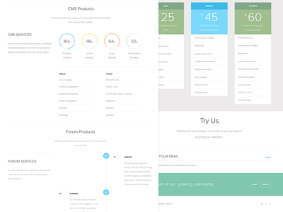Agency Design ui ux wordpress typography infographics minimal clean user interface user experience