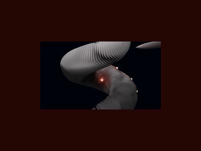 Paper trails graphic design motion graphics 3d clean minimal design