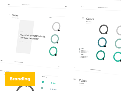 Branding Booklet 2014 process identity design type branding fonts typography minimal clean style guide branding booklet