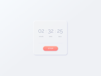 UI Design   Countdown Timer figma ui design uiux countdowntimer graphic design design ux dailyui ui